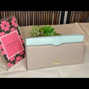 Kate Spade leather wallet GORGEOUS condition